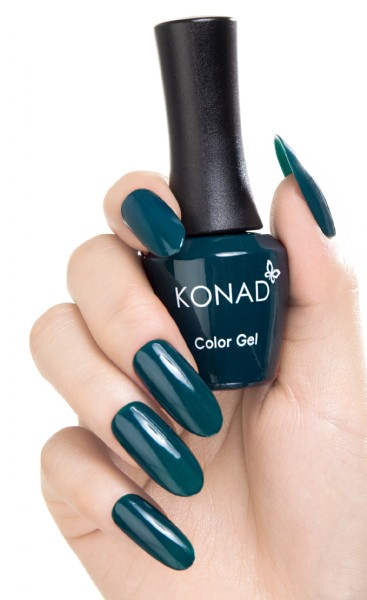 konad gel polish Bistro Green 19