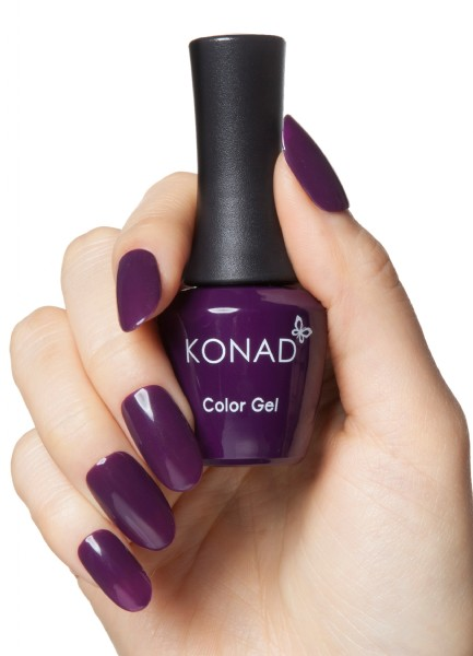 ג'ל לק KONAD GEL POLISH Dark Purple 37