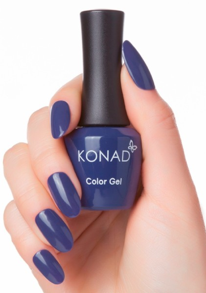 ג'ל לק Konad Gel Polish Oriental Blue 51