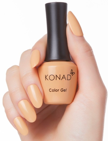 ג'ל לק Konad Gel Polish Orange Gelato 56