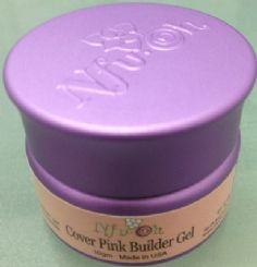 Nfu.Oh Cover Pink Builder Gel 10 g