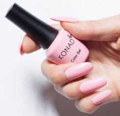 ג'ל לק konad gel polish Peach Pink 06