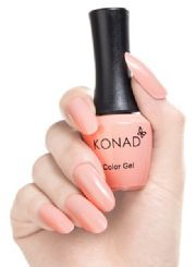 ג'ל לק konad gel polish Peach Bud 13