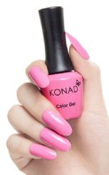 ג'ל לק konad gel polish Pink Limonade 15