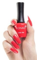ג'ל לק konad gel polish Raspberry 16