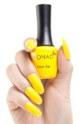 ג'ל לק konad gel polish Empire Yellow 17