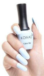 ג'ל לק konad gel polish Sky Blue 21