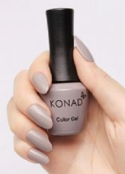 ג'ל לק konad gel polish Agata gray 30