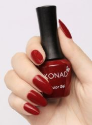 ג'ל לק konad gel polish Tango Red 31