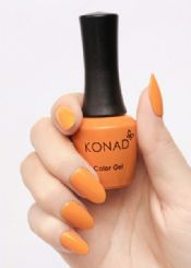 ג'ל לק konad gel polish Mustard 33