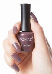 ג'ל לק konad gel polish Brownie 40