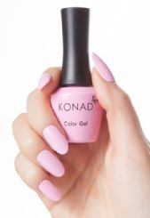 ג'ל לק konad gel polish Pink Ribbon 42