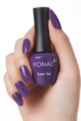 ג'ל לק Konad Gel Polish Plum Purple 50