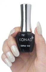 74 konad gel Polish Glitter Soft Shine