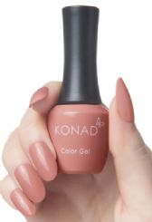 87 konad gel Polish Peach Beige