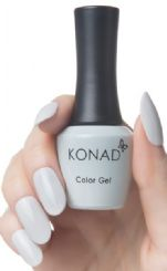 84  konad gel Polish Cool Gray
