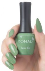 82 konad gel Polish Green Tea Latte