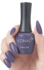 81 konad gel Polish Ash Blue